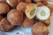 Olive alla Marco in pasta di pane