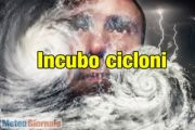 I cicloni mediterranei, un incubo meteo che si ripete