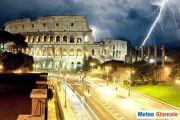Meteo ROMA: improvvisamente estate con possibili temporali