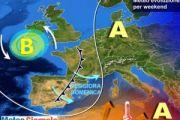 METEO WEEKEND: dal sole al primo MALTEMPO D'AUTUNNO. Ecco i dettagli