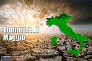 Il Caldo FURIOSO di Maggio potrebbe essere una TORMENTA