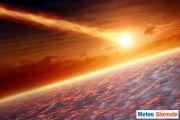 Costa adriatica, deflagra frammento di Cometa