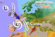 Meteo Italia di Maggio, prima ROVENTE poi pessimo