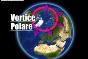 Meteo esplosivo al Polo Nord con energia per ONDATE di GELO