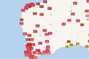 Meteo Australia: 40 gradi a Perth, è caldo record
