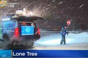 Ecco un'altra tempesta di neve su Denver: video meteo