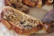 Pan-roll... polpettone in crosta di pane