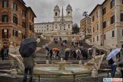 Meteo ROMA: VARIABILITA' con altri ACQUAZZONI intermittenti