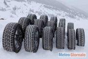 Arriva l'Inverno: già scattato l'obbligo catene o pneumatici invernali