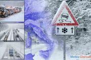 Gelo russo e neve verso l'Italia, tutto confermato. Conseguenze