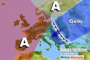 Meteo Italia verso il 21 gennaio: Inverno al bivio, tra GELO e Anticiclone